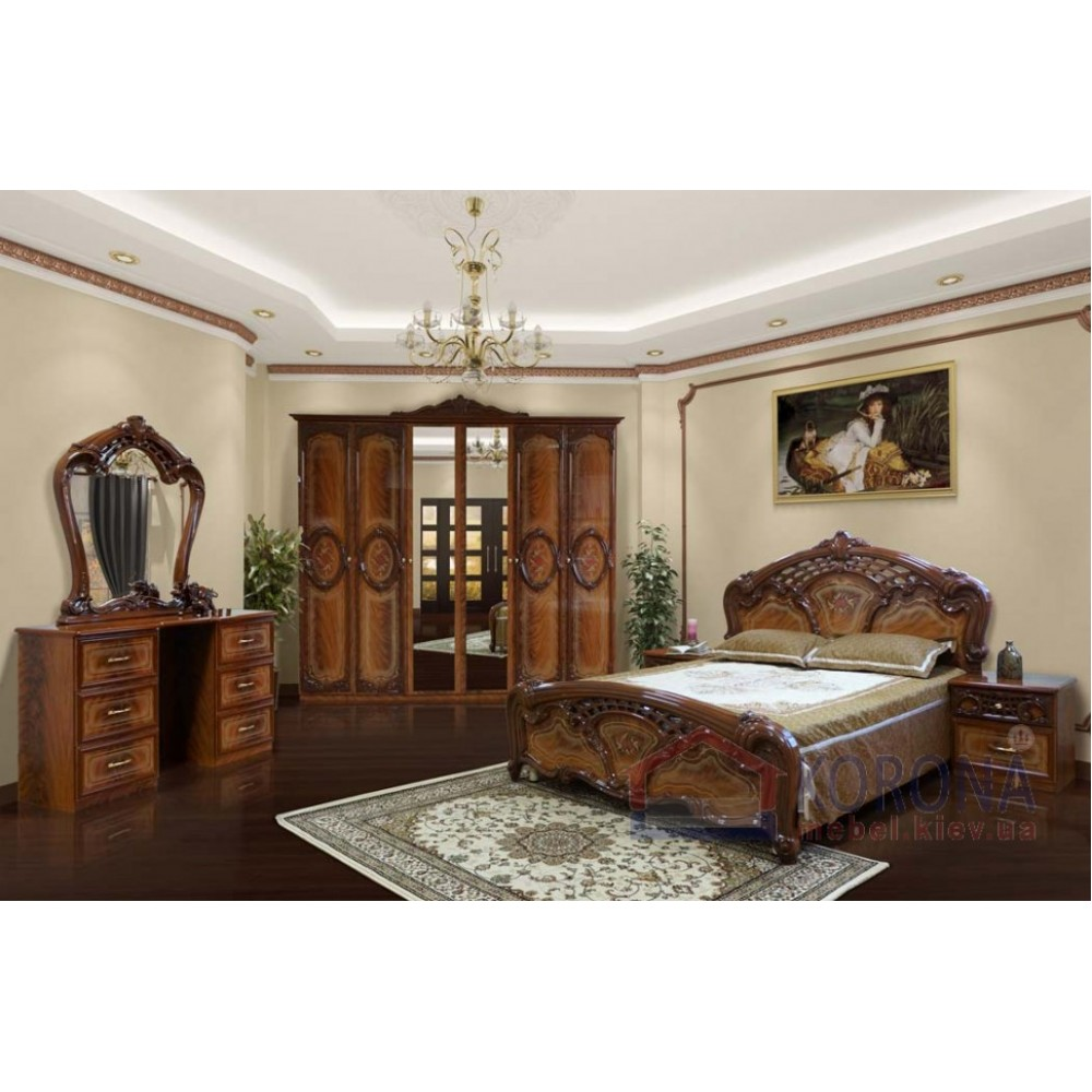 Кармен новая спальня 4д