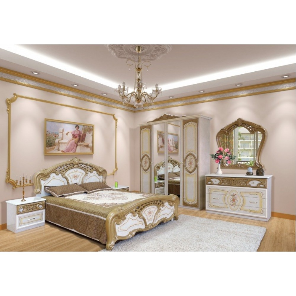 Кармен новая люкс спальня 6д