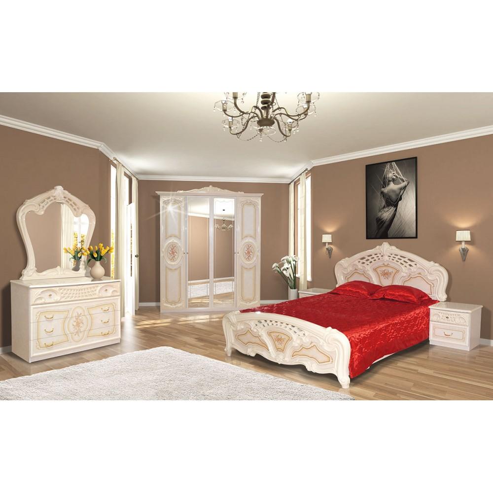 Кармен новая  люкс спальня 4Д