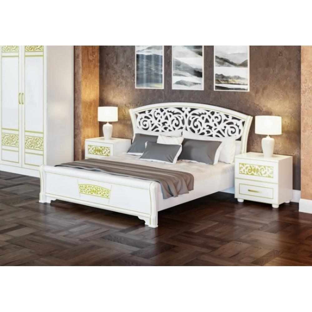Кровать Полина 1,60