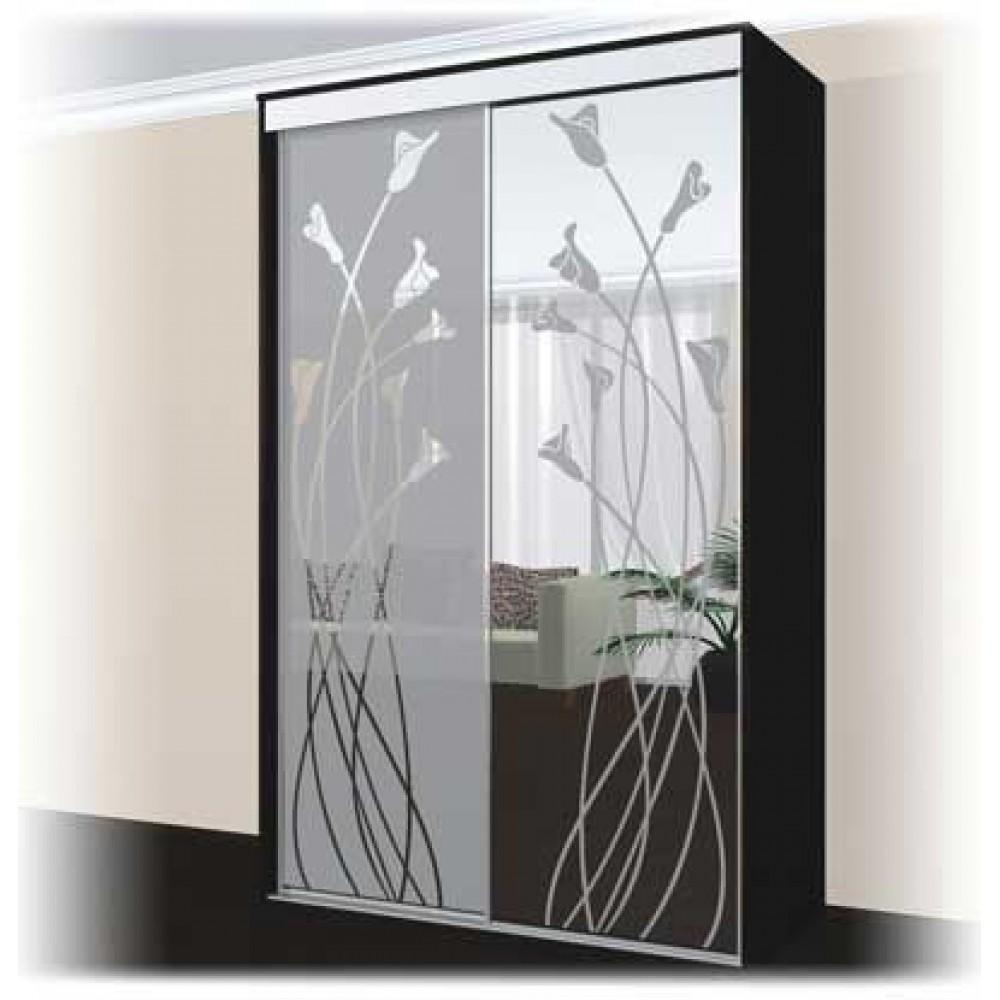 Рисунки Пескоструйной обработки на 2 двери.