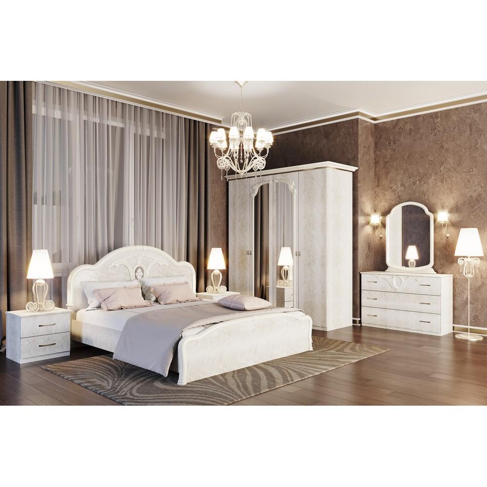 Спальный гарнитур 4Д Лаура
