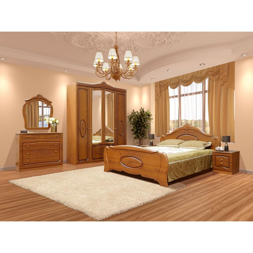 Спальный гарнитур 5Д Катрин