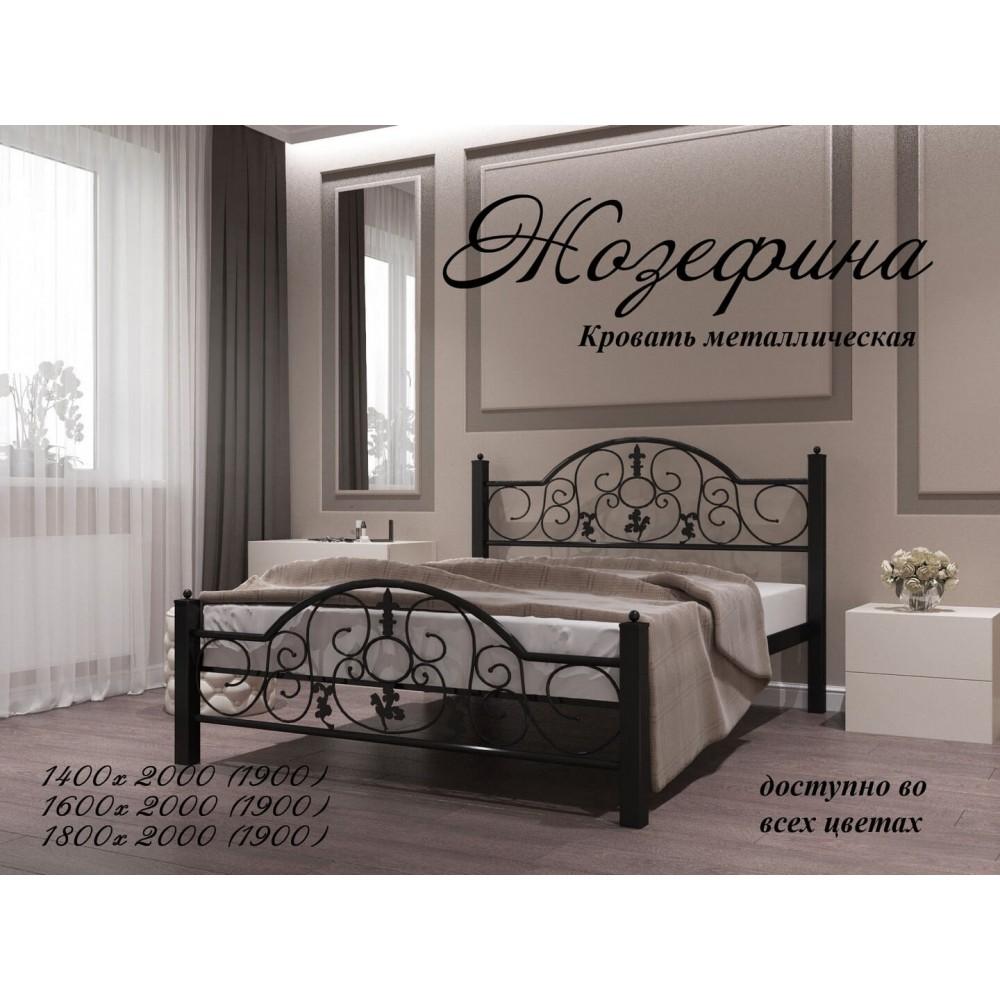 Кровать металлическая Жозефина 1600*2000