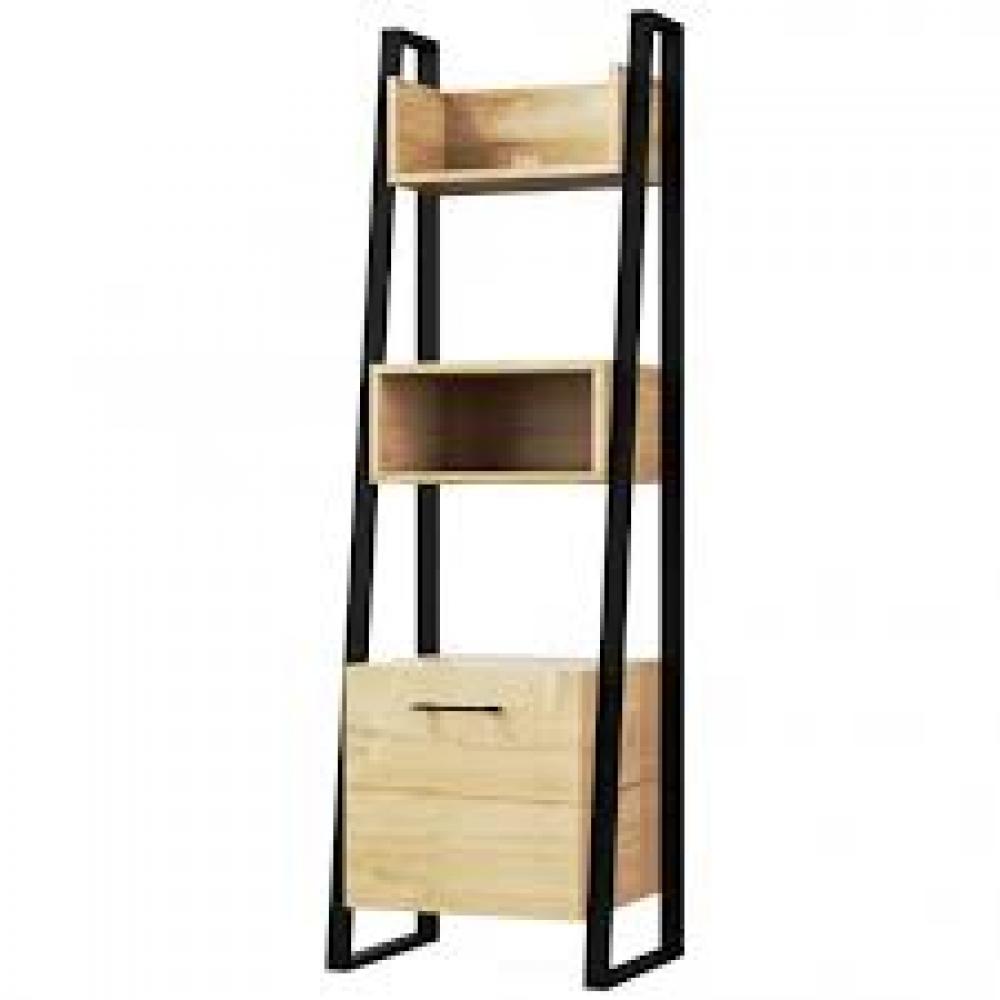 Лофт этажерка