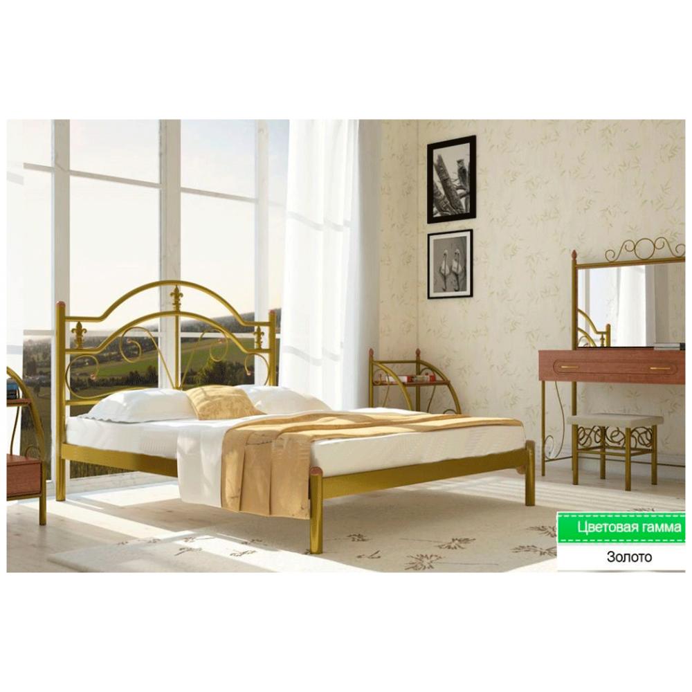 Кровать металлическая ДИАНА 1600*2000