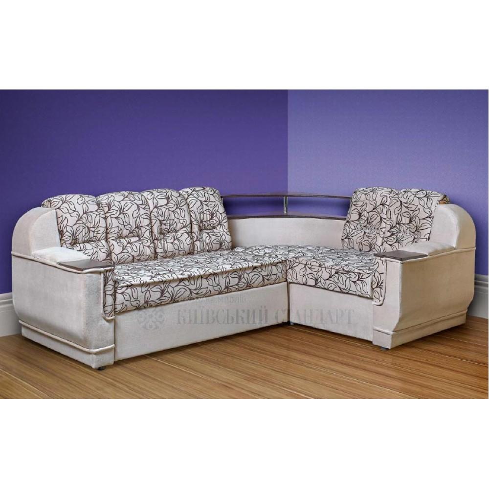 Прадо угловой диван без столика